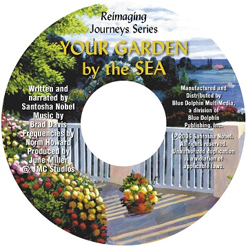 Reimaging Your Garden by the Sea CD Cover